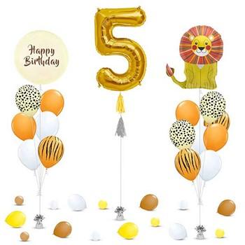 Lion Decoration Balloon 2
