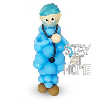 Doctor Sculpture Balloon