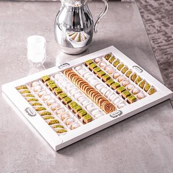 kuwaiti Sweets Tray