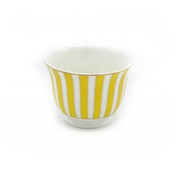 Chaffe Stripes Yellow