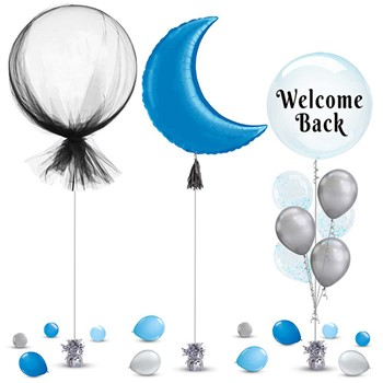 Welcome Decoration Balloon 4