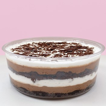 Double Chocolate Trifles