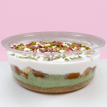 Pistachio Trifles