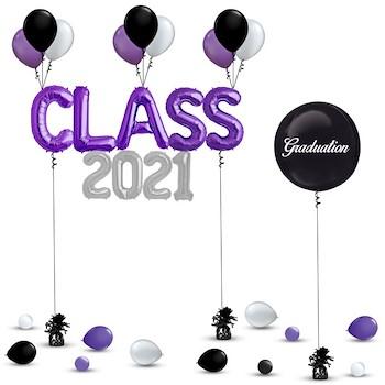 Graduation Decoration Balloon III