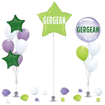 Gergean Decoration Balloon 3