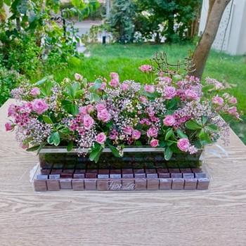 Floralia Plext Tray III