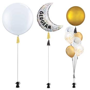 Gergean Gold Balloon