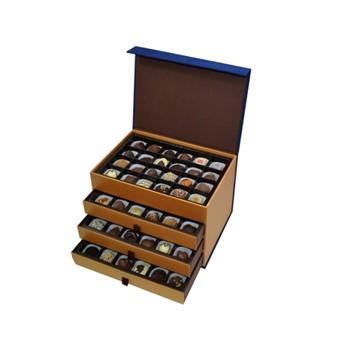 Luxurious Navy Blue Box