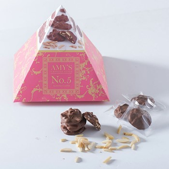 Almond Clusters 5