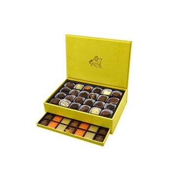 Luxury Yellow Box