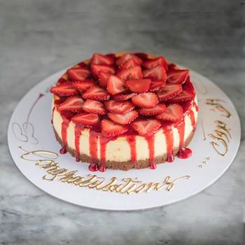 Strawberry Cheesecake 5