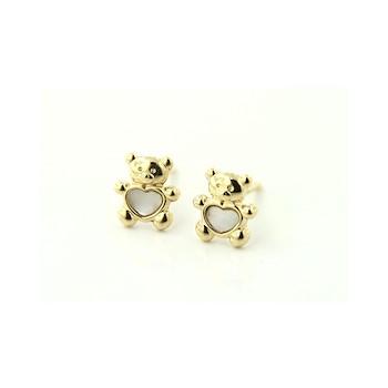 Teddy Bear Earring 3