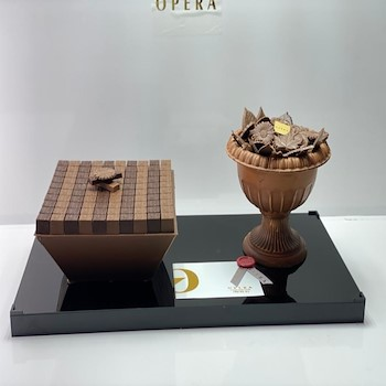 Vase Of Chocolate