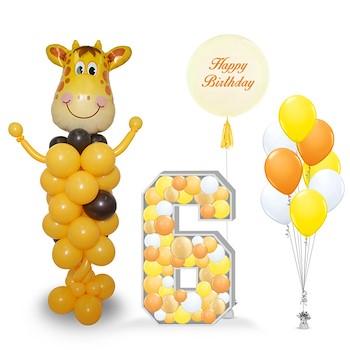Giraffe Decorations
