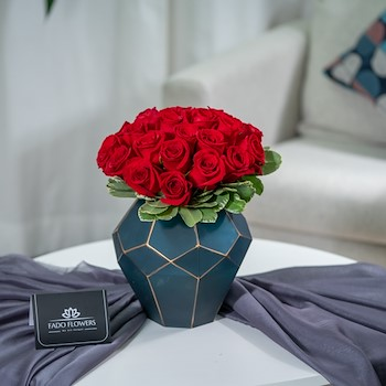 Red Vase VIP