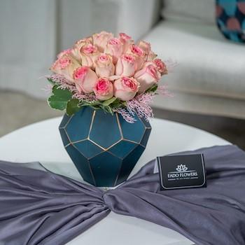 Pink Vase II
