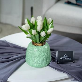 Tulips White VIP 2