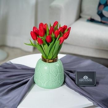 Tulips Red VIP 2