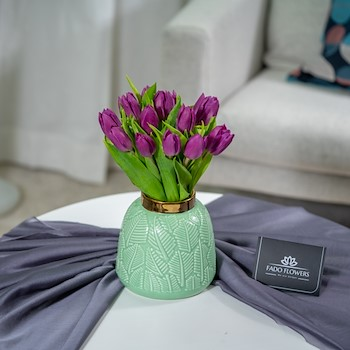 Tulips Purple VIP 2