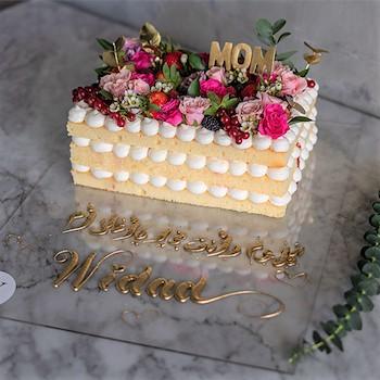 Garden Victoria Cake