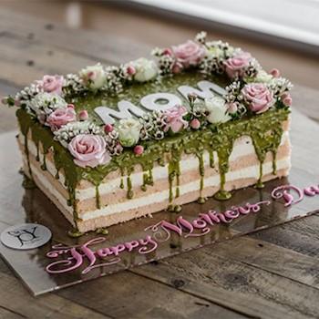 Mom Pistachio Cake