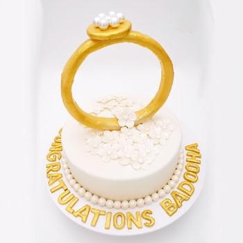 Wedding Peal Ring