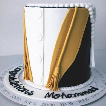 Special Groom Cake