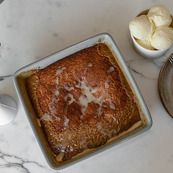 Maple Hot Cake