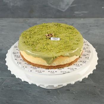 Pistachio Cheesecake I
