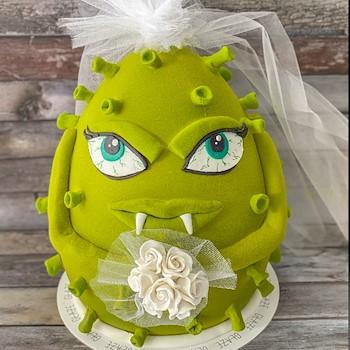 Corona Wedding Bride