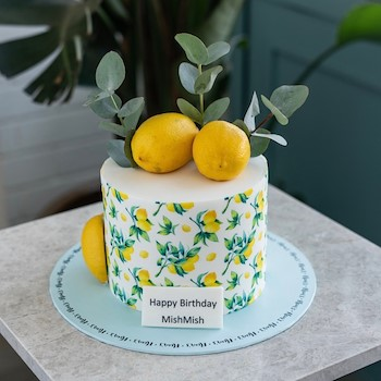 Limone Cake