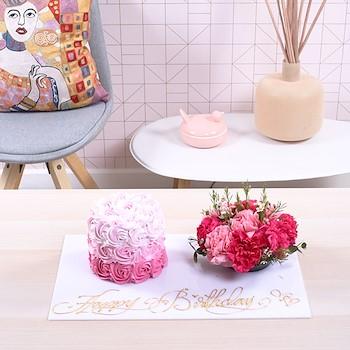 Cherry Pink Bouquet