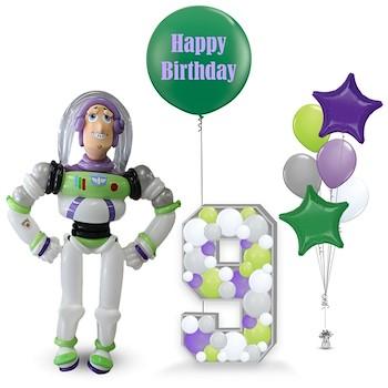 Buzz Lightyear Decorations
