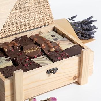 Chocolate Open Bars