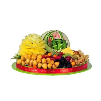Eid Mubarak Fruit Tray 3