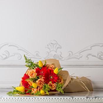 Bright Hand Bouquet