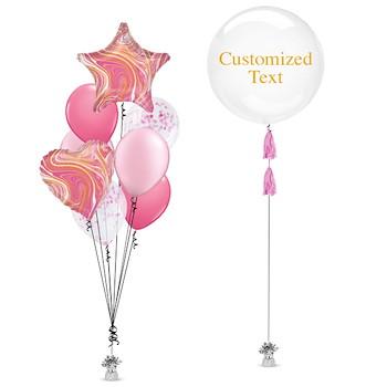 Shape Balloon Bunch 6