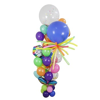 Birthday Balloon Bouquet I