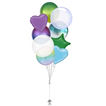 Shape Balloon Bunch 11