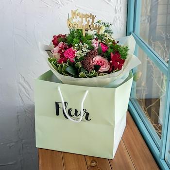 Delight Hand Bouquet