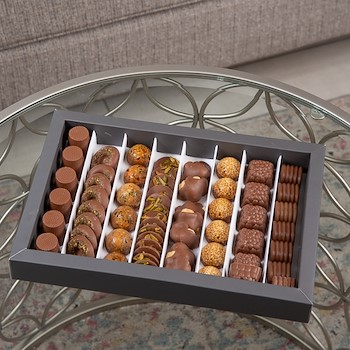 Chocolate Mix Medium