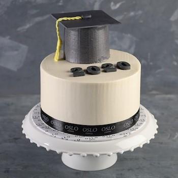 Double Graduation Cake II