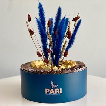 Signature Blue Chocolates