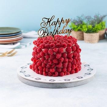 Full Berry Cake