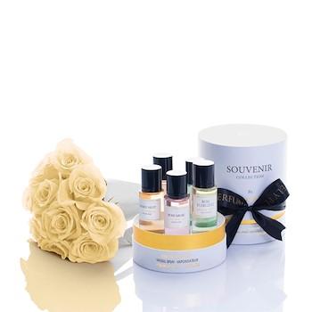 Soft Gold Roses 10