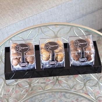 Chocolate Trio Tray