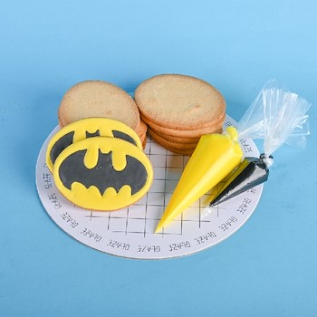 Batman DIY Cookies