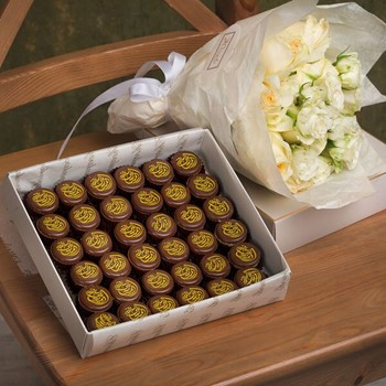 Get Well Chocolates & Bouquet