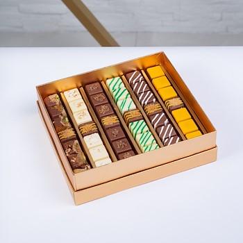 Belgian Square Chocolate