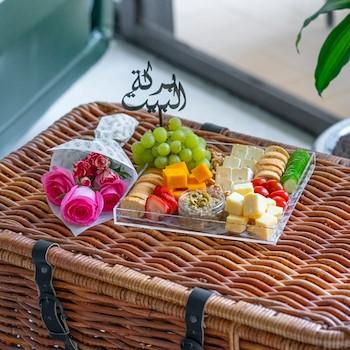 15% OFF - Fuchsia Mini Platter